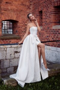 elegant wedding dresses with stones