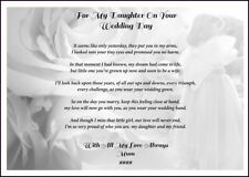 wedding wish poem