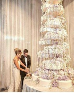 decorating wedding cakes fondant