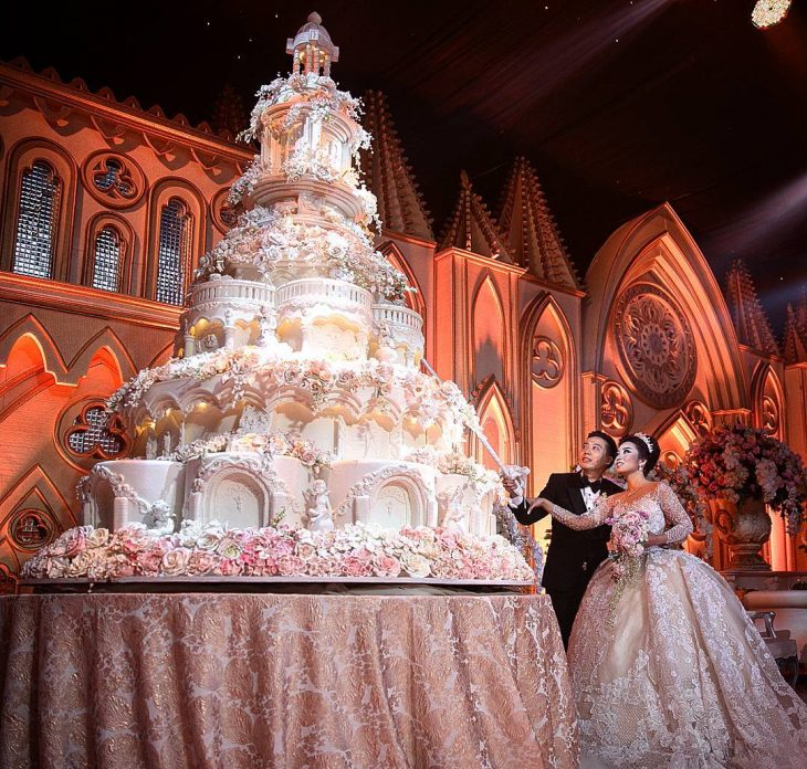 Wedding Cake trends 2020