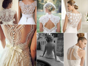 Wedding fashion dresses