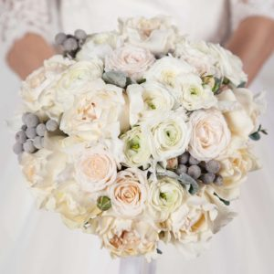 how to make a bridal bouquet?