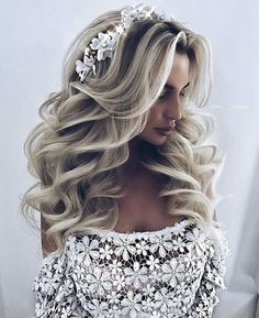 wedding natural hair
