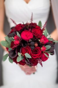 how to make a small bridal bouquet