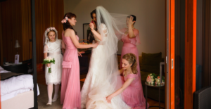 as time goes by wedding preparations