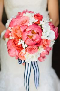 how to make a bridal bouquet with real flowers