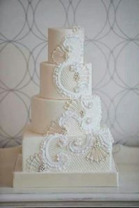 decorating wedding cakes with fondant icing