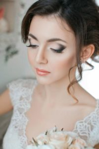 wedding make-up pictures