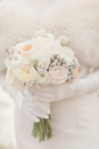 how to make a hand tied bridal bouquet