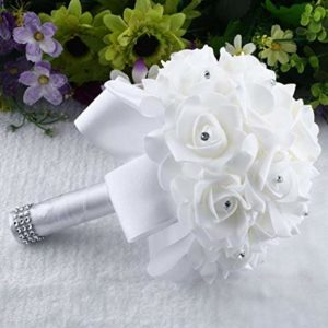 bridal bouquet cost