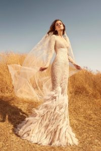 long wedding dresses 2020
