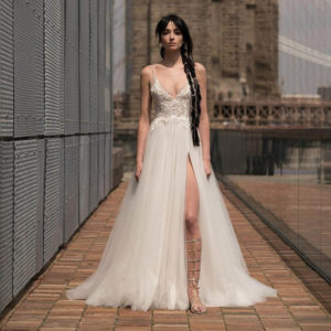 berta 2020 muse strapless wedding dresses