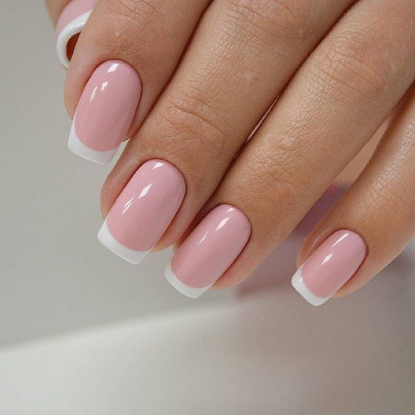 10 Home manicure ideas in addition to the wedding ring