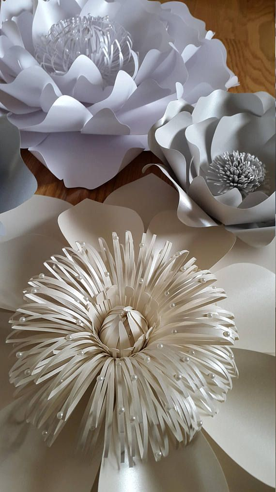 How to make different paper flowers