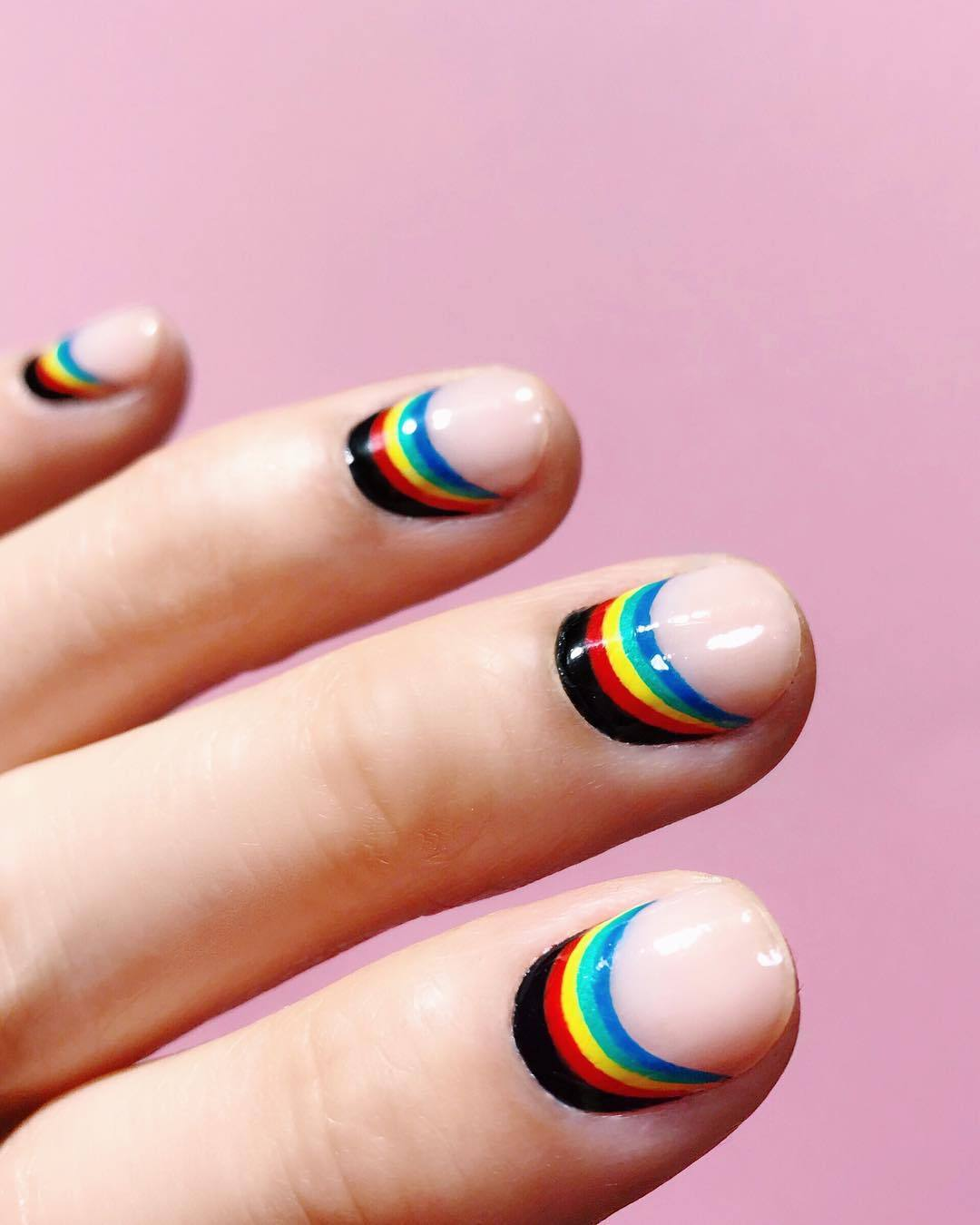 Beautiful ideas for your manicure