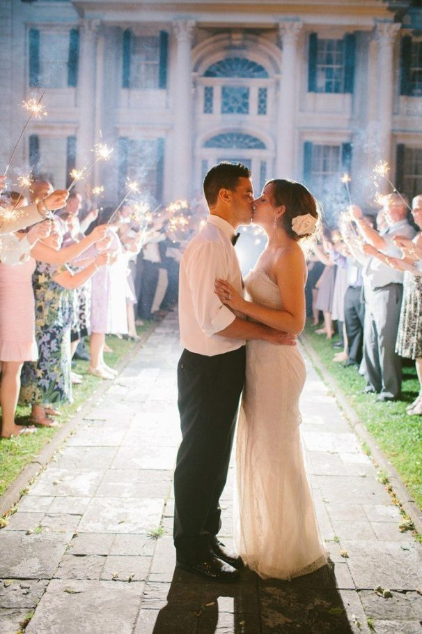 Wedding vow of the bride and groom