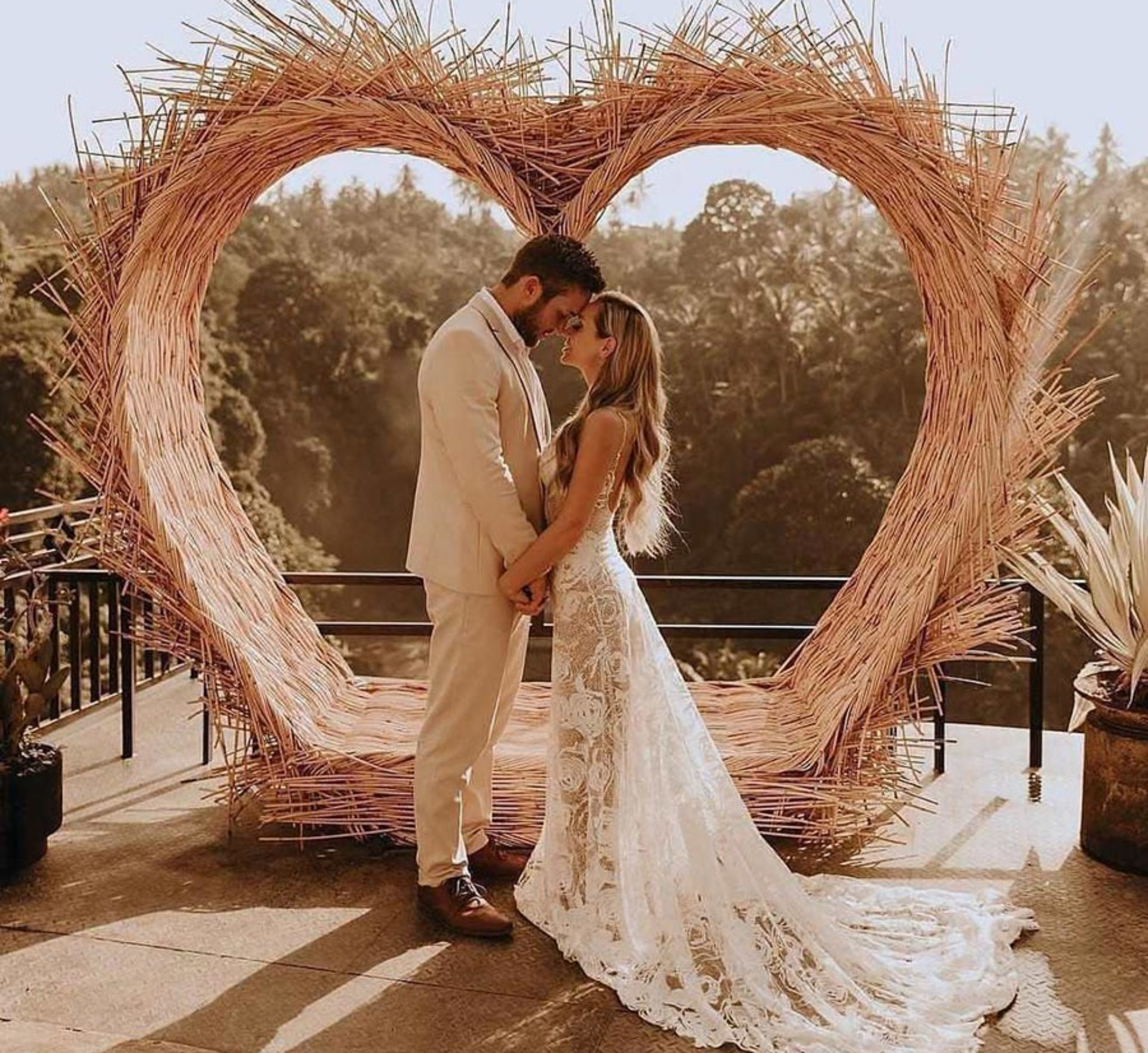 The most magical day - the wedding